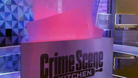 Crime Scene Kitchen S1 This Week's Mystery Dessert Is Revealed! 2021-07-12