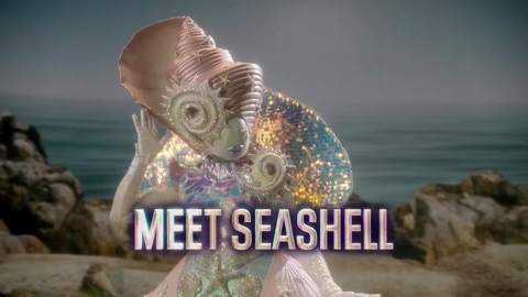 The Masked Singer S4 Current Preview: Meet Seashell 2021-03-04