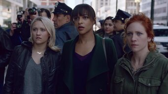 the girls find out leon is being charged with sexual assault tile image