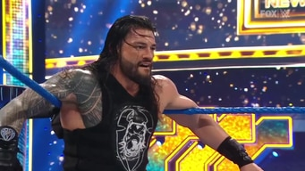 roman reigns makes a comeback tile image