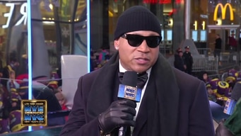 ll cool j joins steve on stage tile image