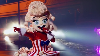 """popcorn performs """"what about us"""" by p!nk tile image"""