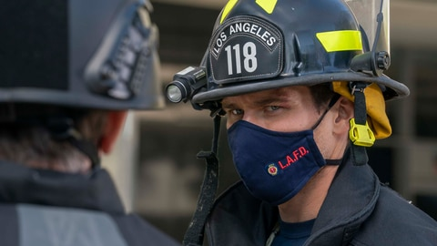 9-1-1 S4 E4 What's Your Grievance? 2021-02-09