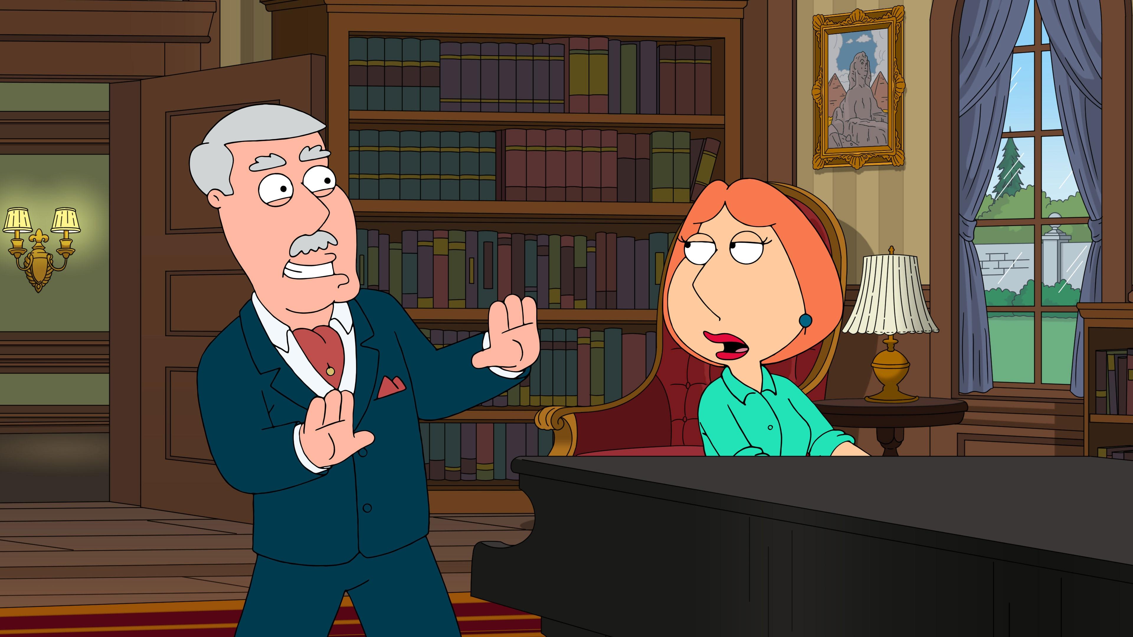 Watch Family Guy: Season 17, Episode 5,