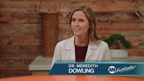 Let's Be Real S1 AM Fairbanks Interviews Dr. Meredith Dowling 2021-05-06