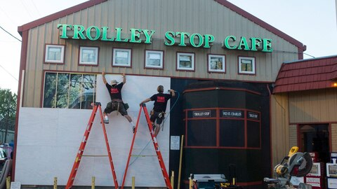 The Trolley Stop Café