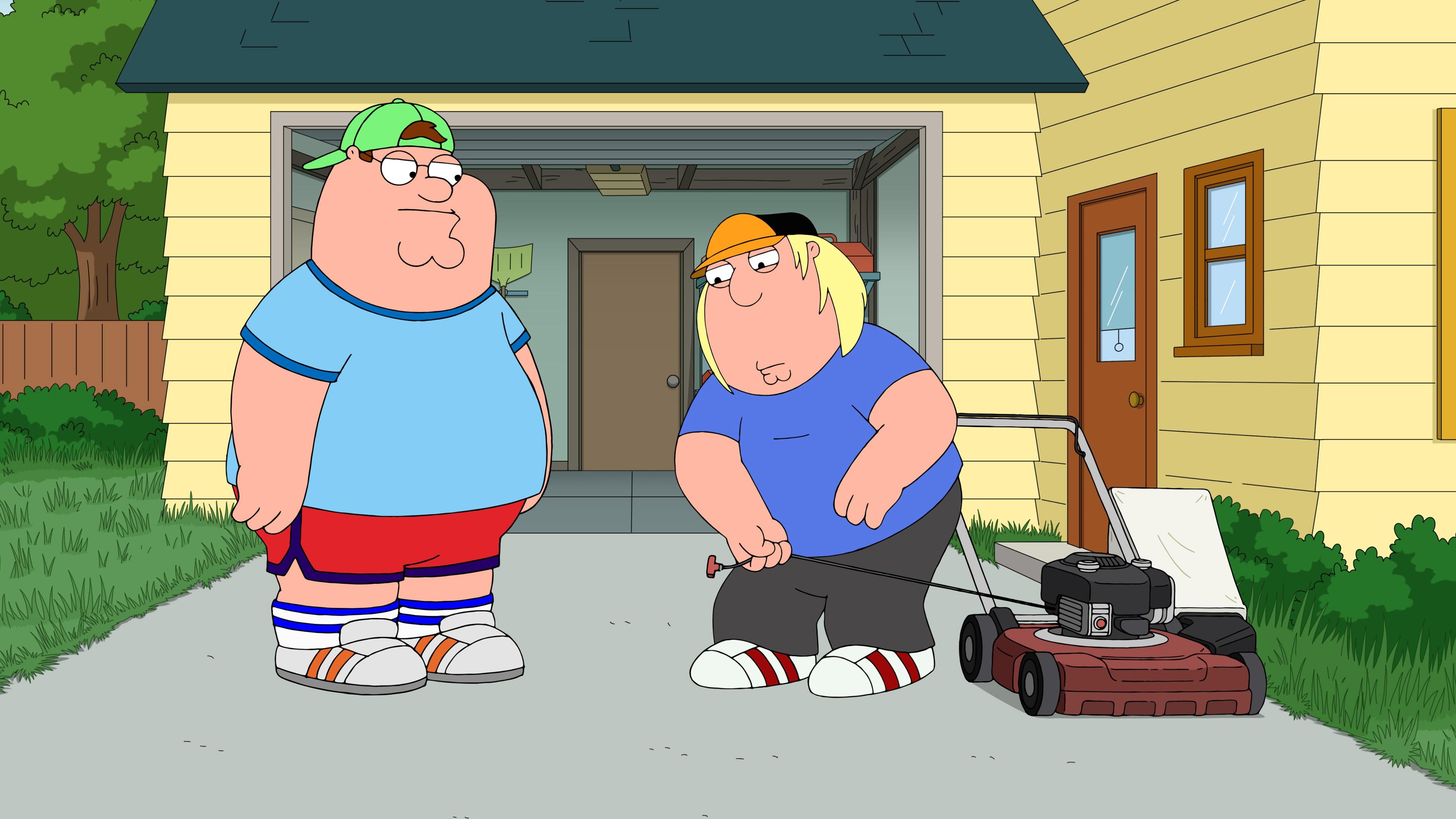Watch Family Guy: Season 17, Episode 8,