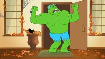 hulk-o-ween tile image