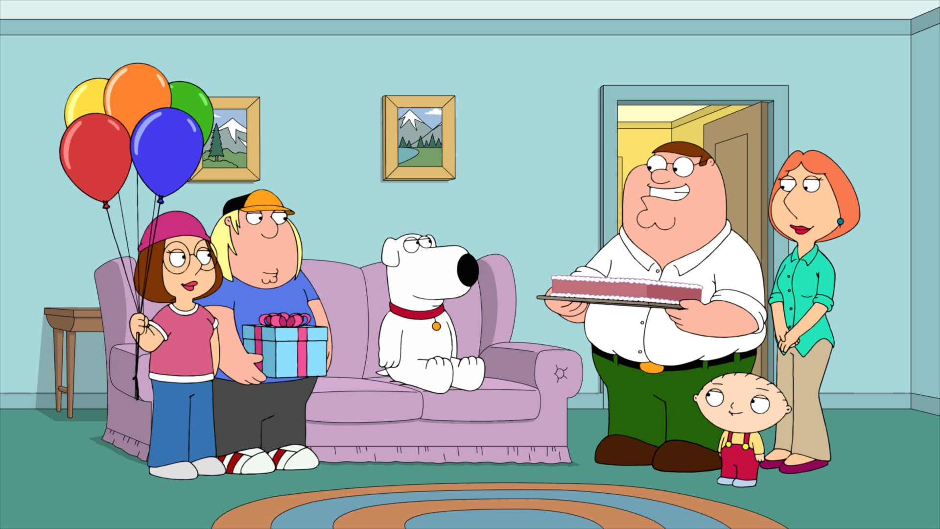 Watch Family Guy: Season 17, Episode 12,
