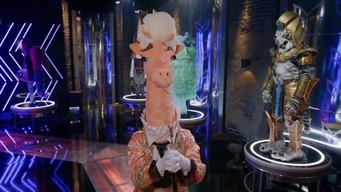 the clues: giraffe tile image