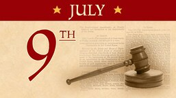 July 9: 14th Amendment ratified