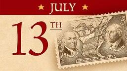 July 13: Northwest Ordinance