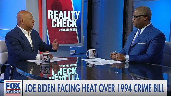 Watch Reality Check with David Webb | Fox Nation