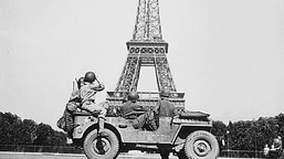 Freeing France From Hitler