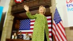 Temple University Hillary Rally