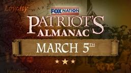 Mar. 5: Boston Massacre