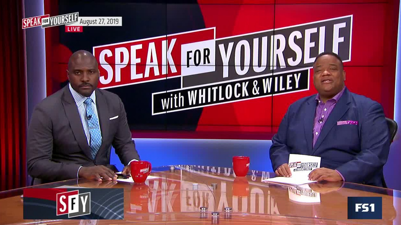 Watch Speak for Yourself with Whitlock and Wiley: Season 2