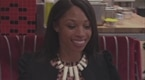 Olympian Allyson Felix Dines In Hell's Kitchen