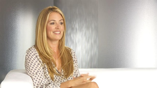 The Emmy-Nominated Cat Deeley