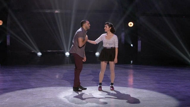 Aaron & Melinda: Top 4 Perform
