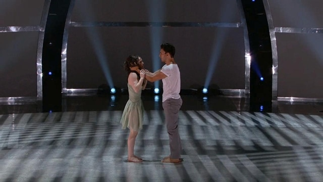 Amy & Robert: Top 4 Perform