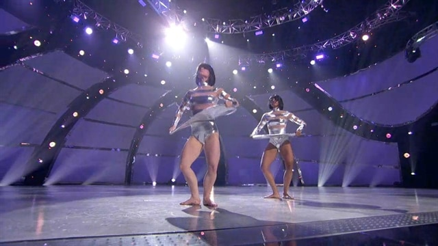 Amy & Jasmine: Top 4 Perform