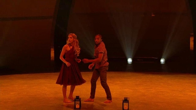 Fik-Shun & Allison: Top 8 Perform