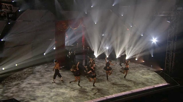 Group Performance: Top 8 Perform
