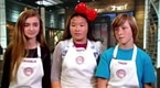 Mini-MasterChefs: Dara, Jewels & Troy